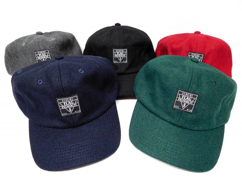 "FLAG STORE ""5 COLOR WOOL CAP"""
