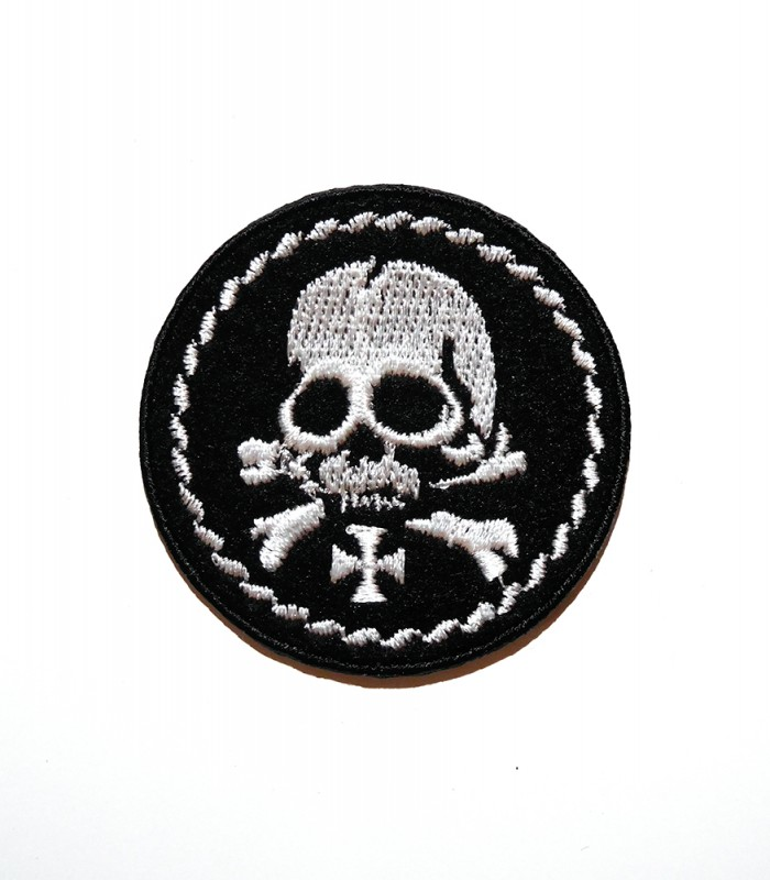 "FLAG STORE ""GERMAN SKULL PATCH"""