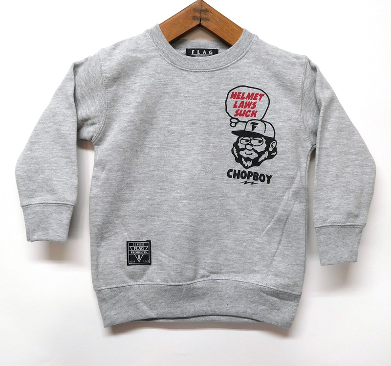 "FLAG STORE ""CHOP BOY"" KID'S SWEAT"
