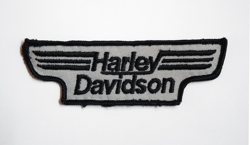 "USED&VINTAGE ITEM ""H-D LOGO USED PATCH"""
