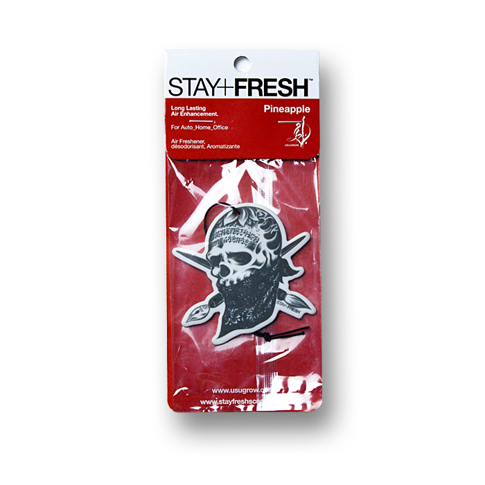 "USUGROW ""REBEL INK AIR FRESHENERS"" by STAY FRESH"