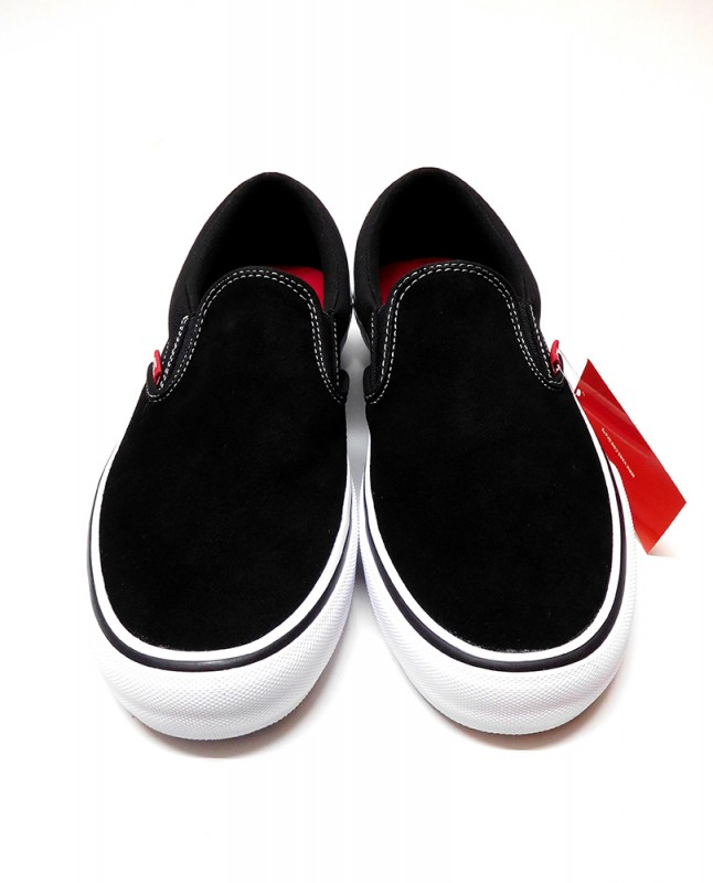 "VANS ""SLIP ON  PRO SUEDE X CANVAS"""