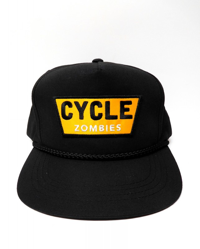 "CYCLE ZOMBIES ""CLASSIC"" TRUCKER CAP"