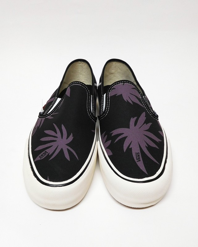"VANS ""SLIP-ON SF SUMMER LEAF"""