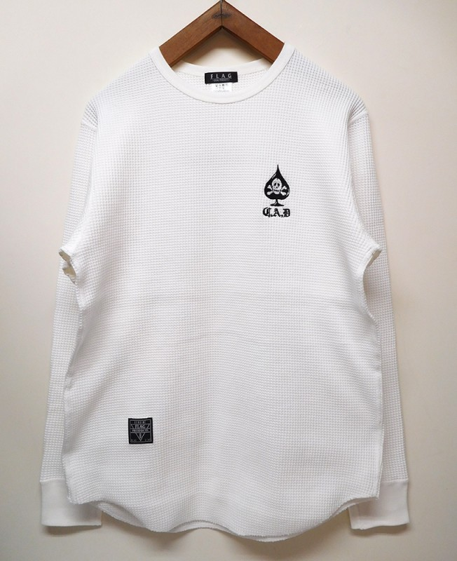 "FLAG STORE ""ACE WAFFLE L/S THERMAL"""