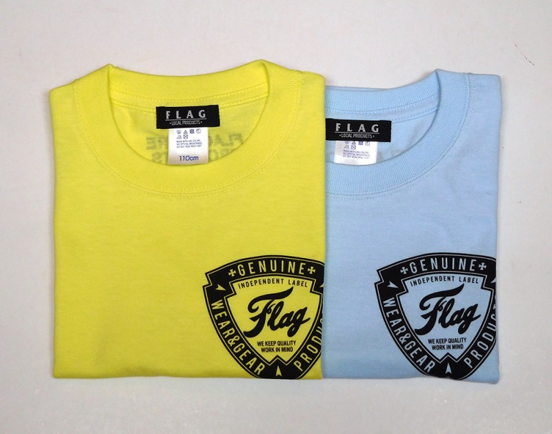 "FLAG STORE ""TRIANGLE"" S/S KID'S TEE"
