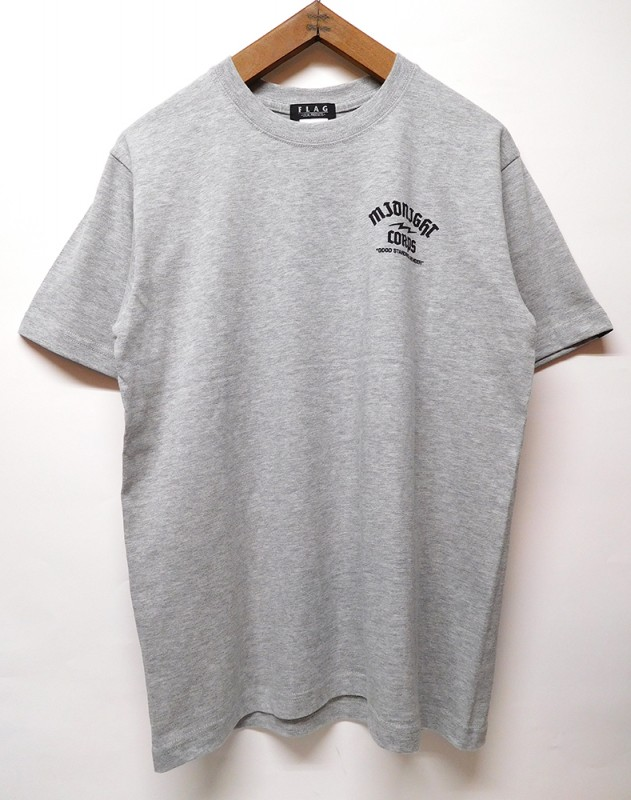 "FLAG STORE ""M.N.C GOD OF DEATH"" S/S TEE"