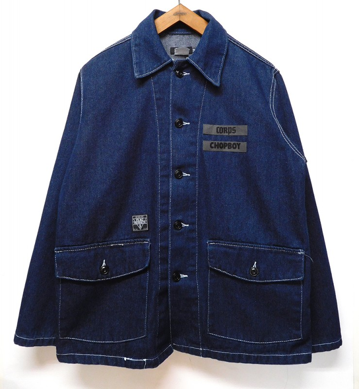 "FLAG STORE ""DENIM UNIFORM WORK JKT"""