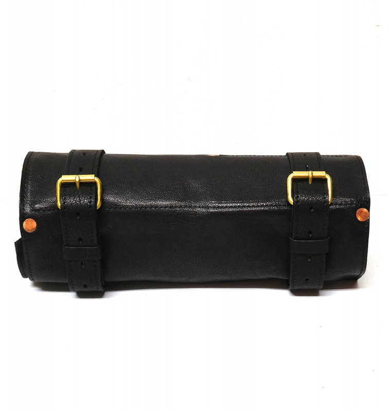 "UNCROWD ""GOAT LEATHER TOOL ROLL"""