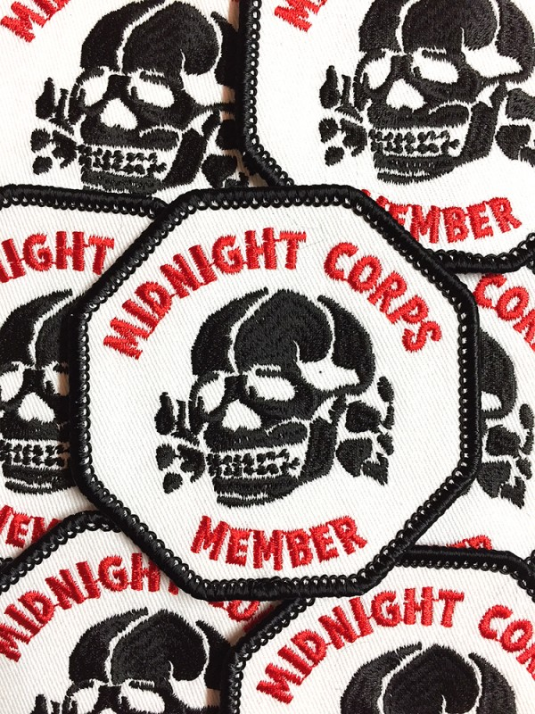 "FLAG STORE ""M.N.C MEMBER PATCH"""
