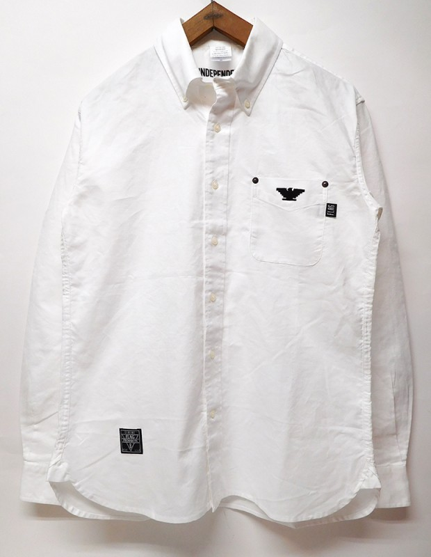 "FLAG STORE ""DAD'S WHITE OX SHIRT"""