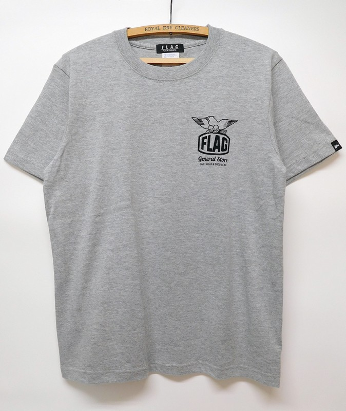 "FLAG STORE ""TRADE MARK"" S/S TEE"