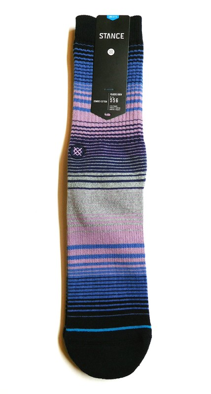 "STANCE ""BAJA NORTE"" SOCKS"