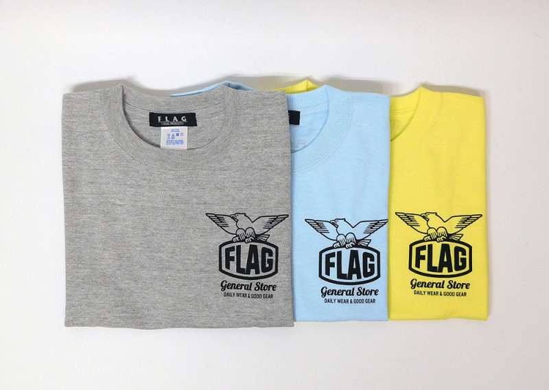 "FLAG STORE ""TRADE MARK"" S/S KID'S TEE"