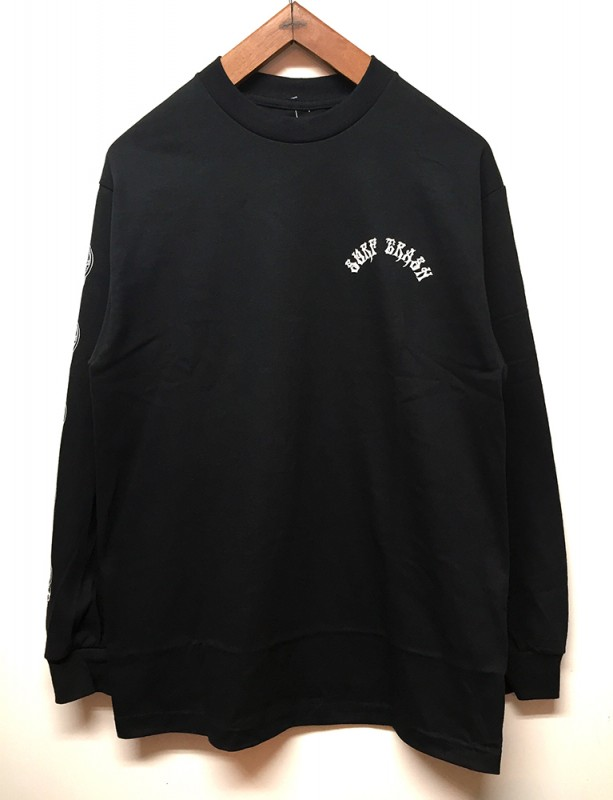 "CYCLE ZOMBIES ""BRAIN DEAD"" L/S TEE"