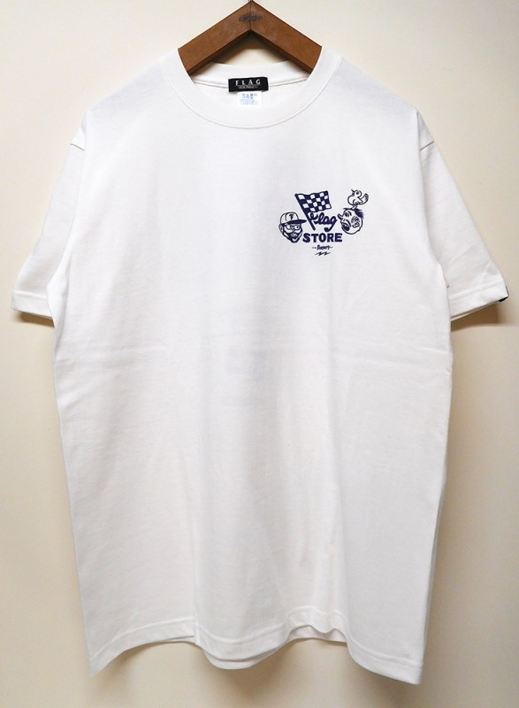"FLAG STORE ""ACTION"" "" FRIENDSHIP S/S TEE"