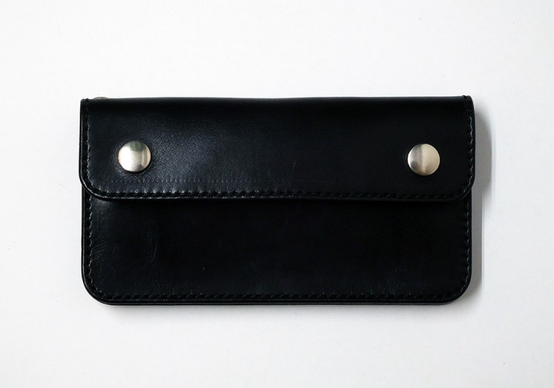 "TISS CUSTOM LEATHERS ""TRUCKER WALLET"""
