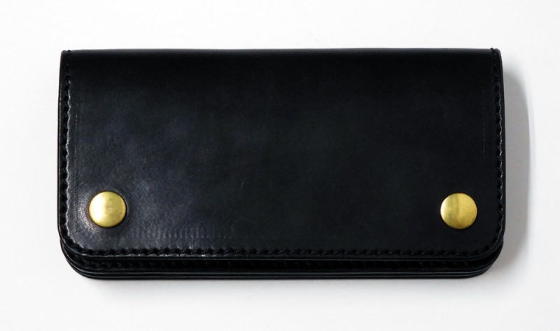 "TISS CUSTOM LEATHERS ""PLANE WALLET"""