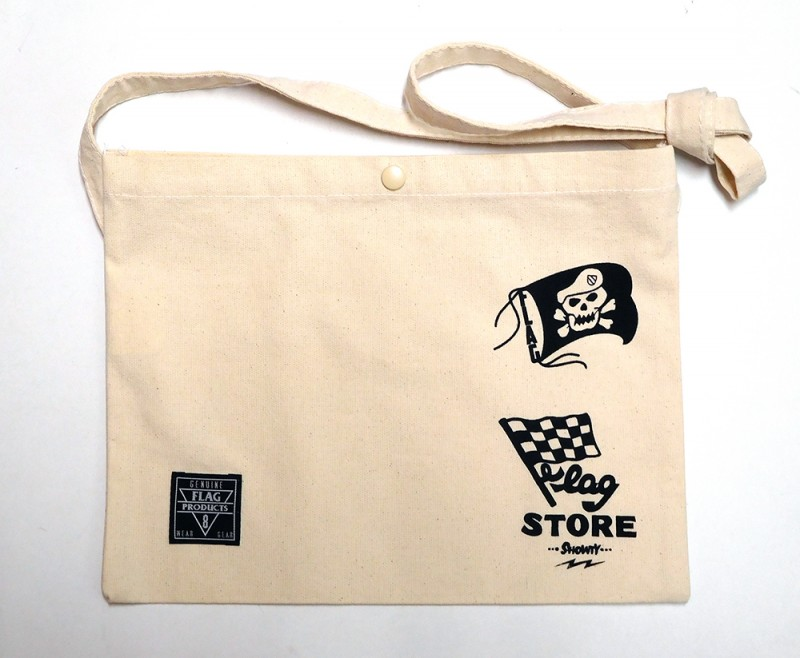 "FLAG STORE ""FLAG X SHOWTY SACOCHE"""