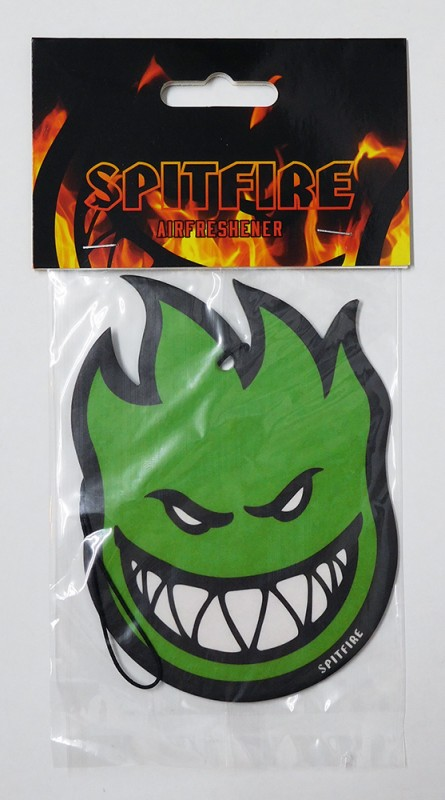 "SPIT FIRE ""BIG HEAD"" AIR FRESHENER"