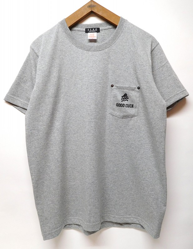 "FLAG STORE ""18 RIVET POCKET"" S/S TEE"