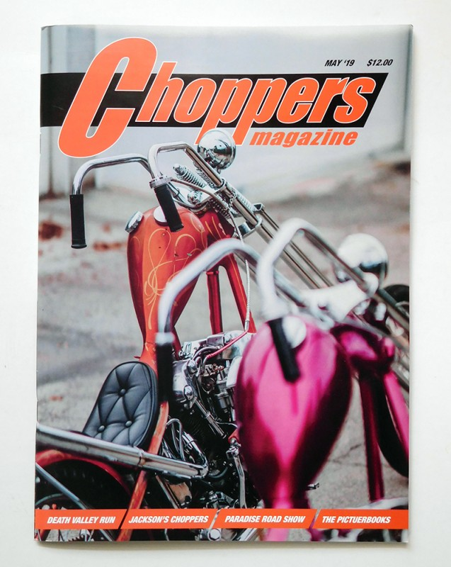 "CHOPPERS MAGAZINE ""ISSUE #1"""
