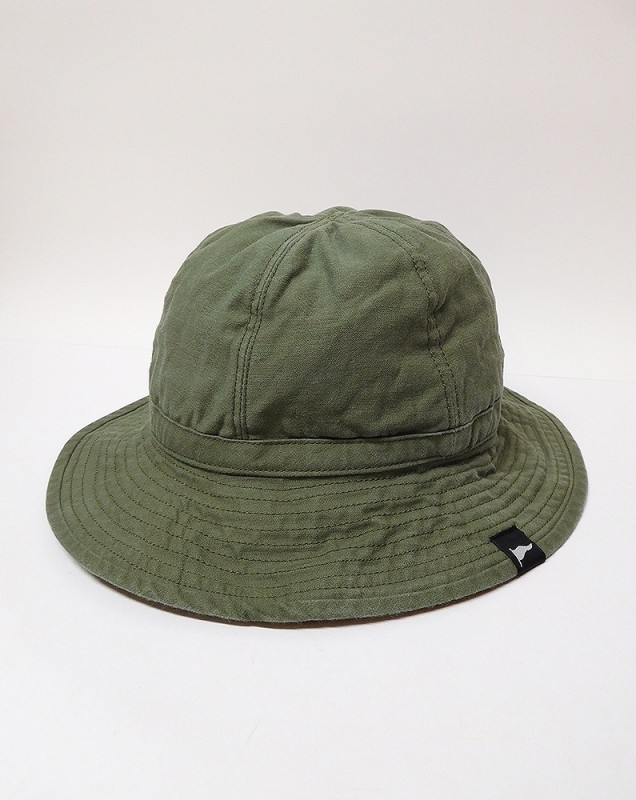 "FLAG STORE ""6-PANEL OLIVE DRAB HAT"""