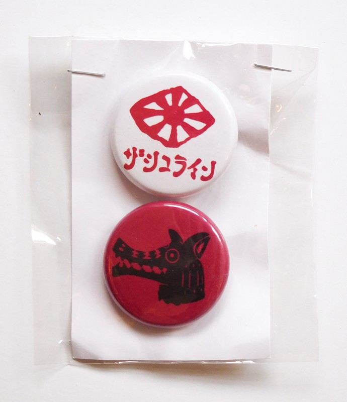 "THE SHRINE ""2016 JAPAN TOUR PIN BUTTON"""