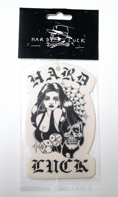 "HARD LUCK ""SNAKE EYES AIR FRESHNER"""