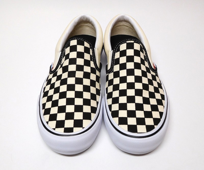 "VANS ""50TH SLIP ON  PRO - CHECKER"""