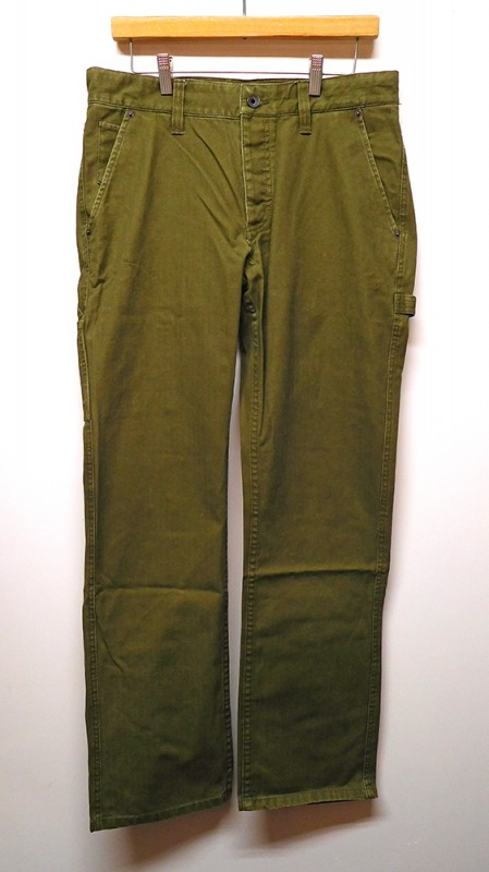 "BRIXTON ""FLEET CARPENTER PANTS"""