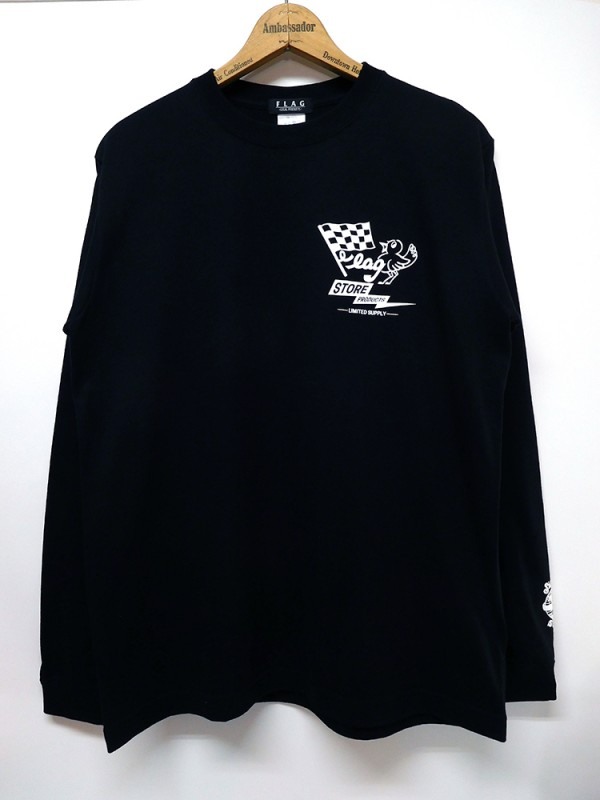 "FLAG STORE ""SHOWTY FRIENDSHIP"" L/S TEE"