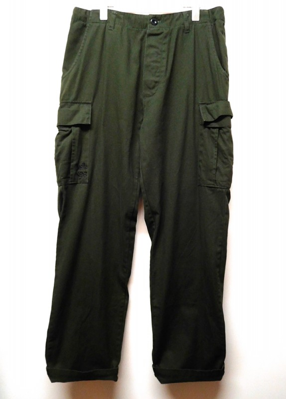 "GHETTO WEAR ""ARMY CARGO PANTS"""