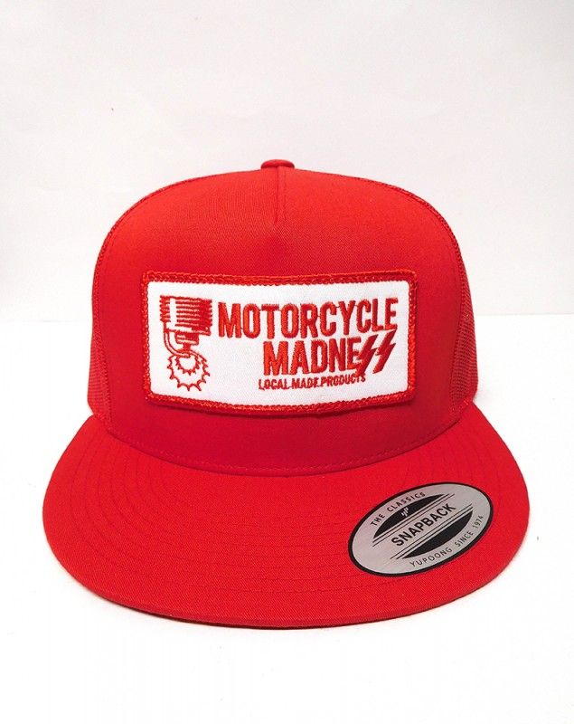 "FLAG STORE ""MOTORCYCLE MADNESS - RED"""