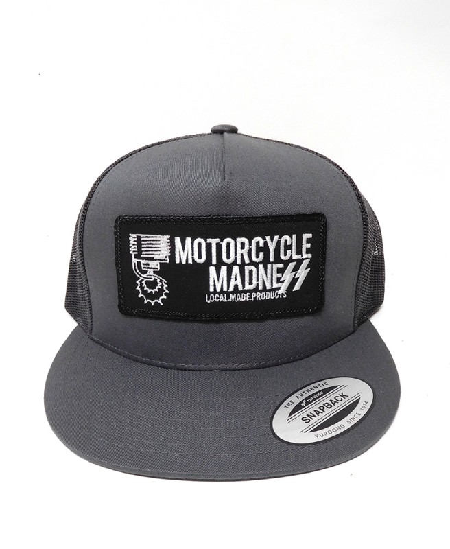 "FLAG STORE ""MOTORCYCLE MADNESS - CHARCOAL"""