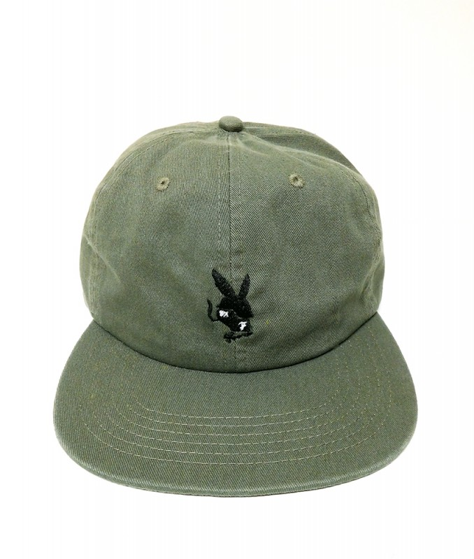 "FLAG STORE ""OUTLAW RABBIT CAP-OLIVE"""