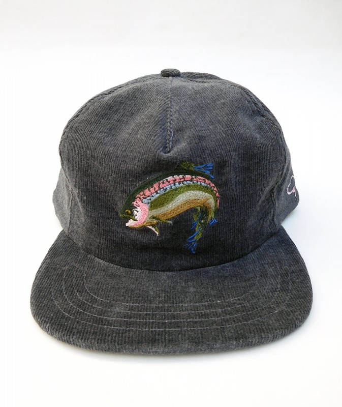 "THE AMPAL CREATIVE ""TROUT SNAP BACK HAT"""