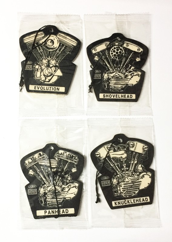 "LOSER MACHINE ""MOTORCYCLE AIR FRESHNER"""
