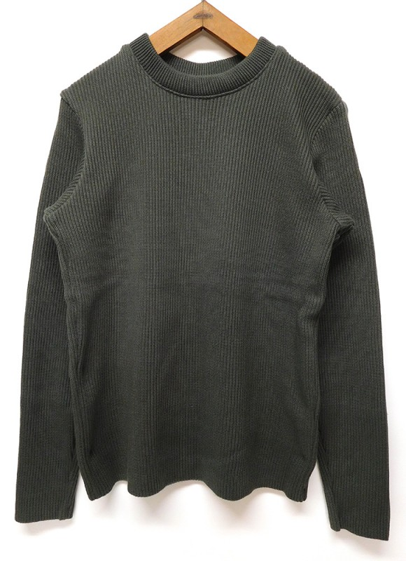"BLACK BOARD CAFE ""OLIVE DRAB SWEATER"""
