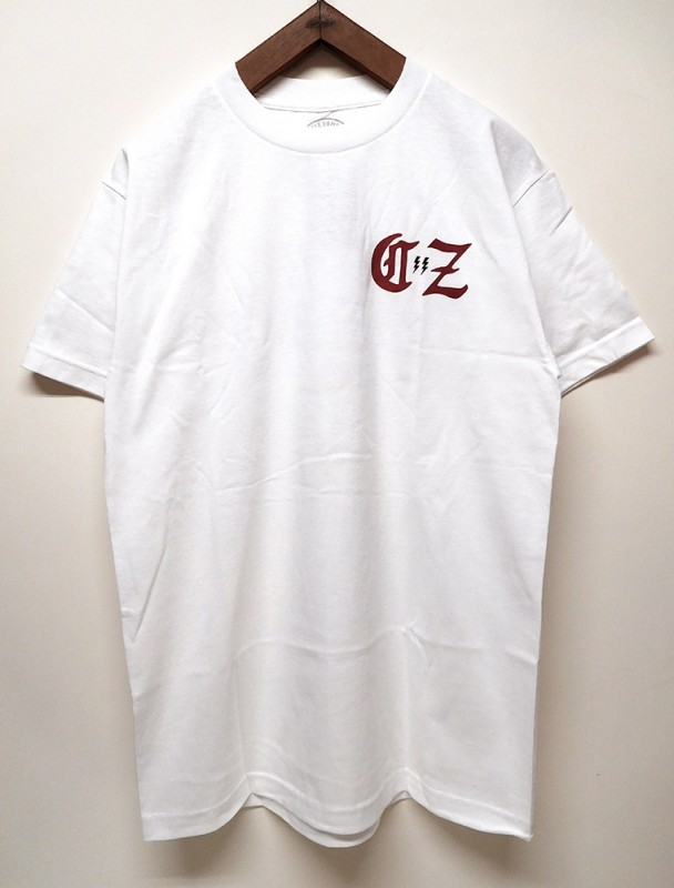 "CYCLE ZOMBIES ""BOLTZ"" S/S TEE"