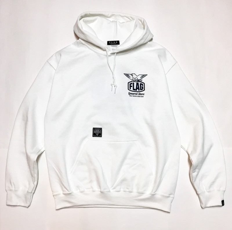 "FLAG STORE ""TM EAGLE"" 8.0oz HOODED SWEAT"