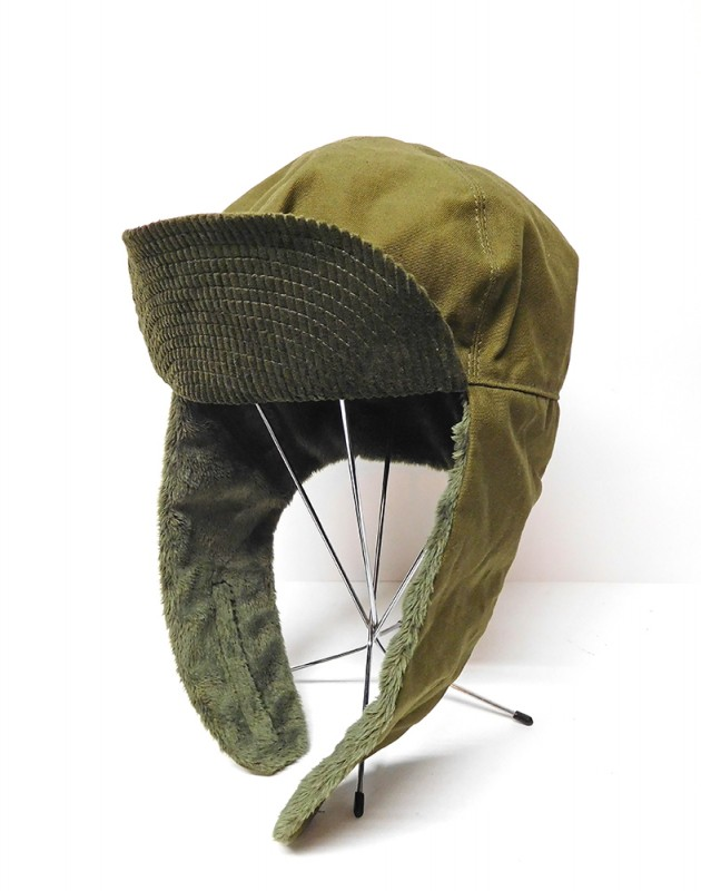 "UNCROWD ""BOMBER CAP"" OLIVEDRAB"