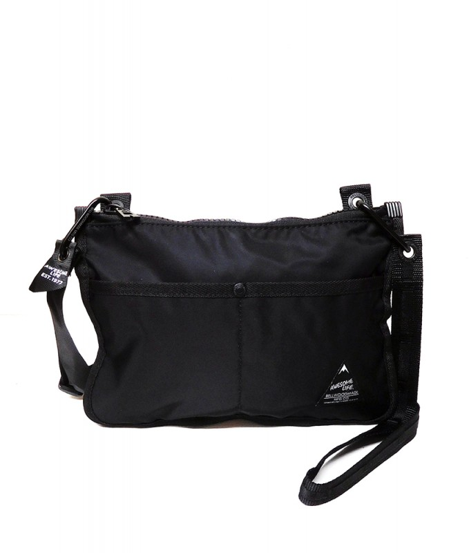 "BELLWOOD MADE ""SHAVE MA-1 SACOCHE BAG"""