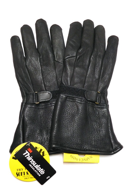 "NAPA GLOVE ""DEERSKIN GAUNTLET GLOVE"" Thinsulate"